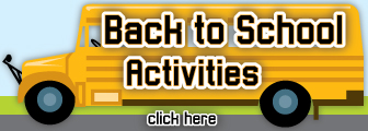 Back to School - Seasonal Activities