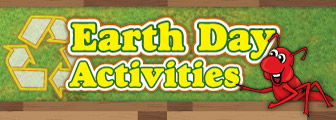 Earth Day - Seasonal Activities