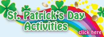 St. Patrick's Day - Seasonal Activities