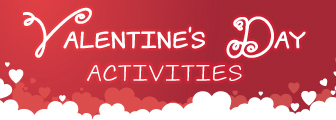 Valentine's Day - Seasonal Activities