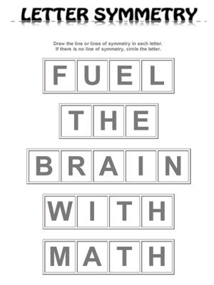 printables fuel the brain