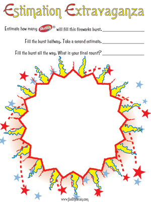Estimation Extravaganza - Printable