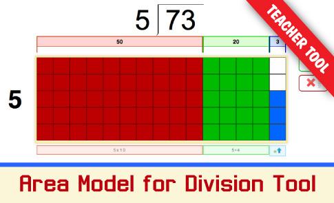 Area Model Division Fuel The Brain