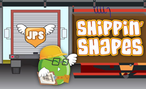 Shippin Shapes - Game