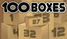 100 Boxes - Game