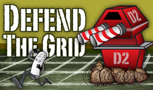 Defend the Grid - Game